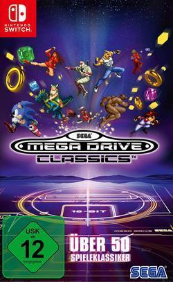 Sega Megadrive Classics (German Edition)