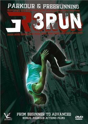 Parkour & Freerunning & 3Run (3 DVDs)
