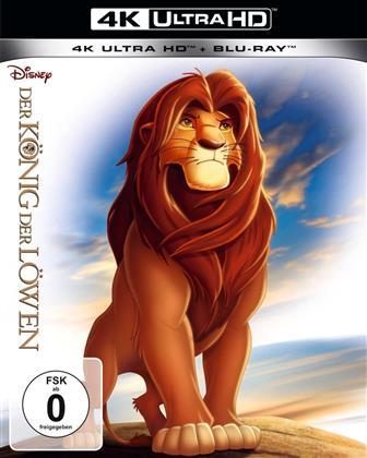 Der König der Löwen (1994) (4K Ultra HD + Blu-ray)