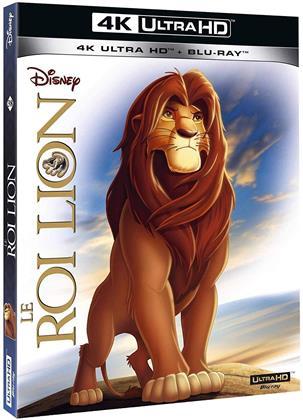Le Roi Lion (1994) (4K Ultra HD + Blu-ray)