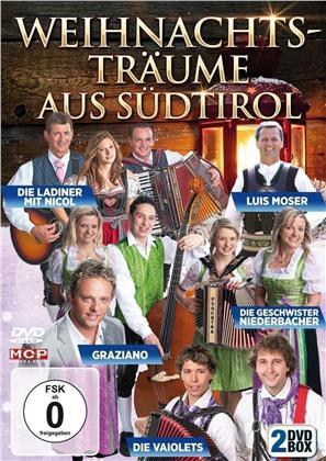 Various Artists - Weihnachtsträume aus Südtirol (2 DVDs)
