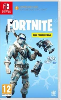Fortnite - Deep Freeze Bundle - (Code in a Box)