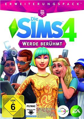 Die Sims 4 ADDON Werde berühmt - (Code in a Box)