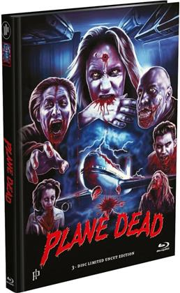 Plane Dead (2007) (Cover A, Limited Edition, Mediabook, Uncut, Blu-ray + 2 DVDs)