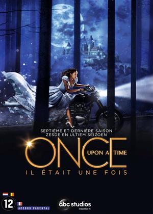 Once upon a time - Il était une fois - Saison 7- La Saison Finale (6 DVDs)