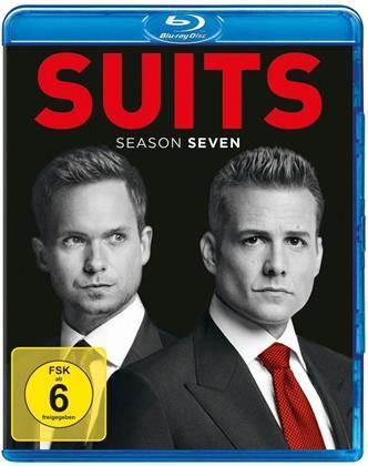 Suits - Staffel 7 (4 Blu-rays)