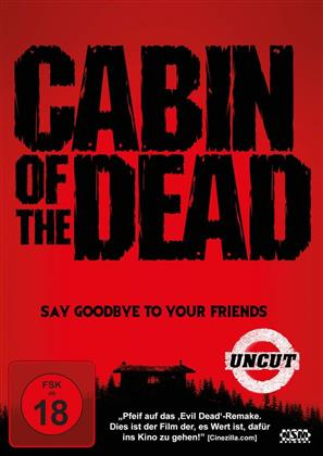 Cabin of the Dead (2012) (Uncut)