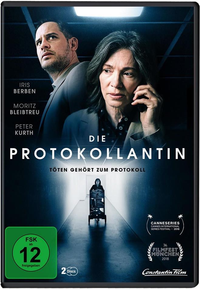 Die Protokollantin - TV Mini-Serie (2 DVDs)