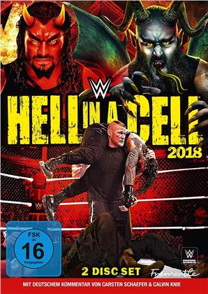 WWE: Hell in a Cell 2018 (2 DVDs)