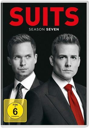 Suits - Staffel 7 (4 DVDs)