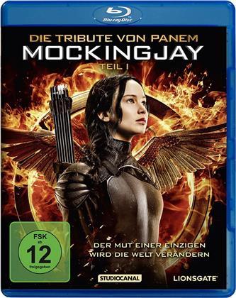 Die Tribute von Panem 3 - Mockingjay - Teil 1 (2014)