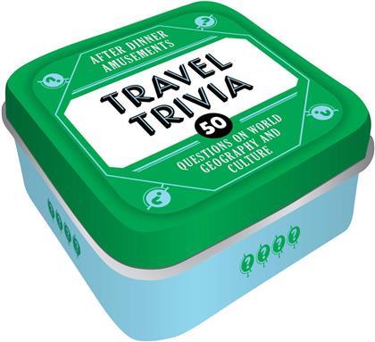 After Dinner Amusements - Travel Trivia
