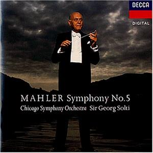 Gustav Mahler (1860-1911), Sir Georg Solti & Chicago Symphony Orchestra - Symphony No. 5 (Japan Edition, Limited Edition)