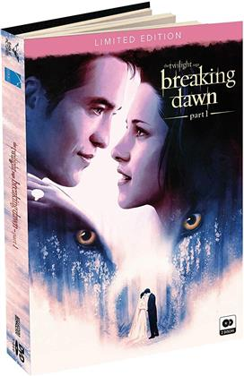 Twilight 4 - Breaking Dawn - Parte 1 (Digibook, Limited Edition, 2 DVDs)