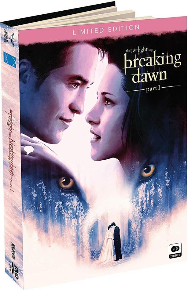 Twilight 4 - Breaking Dawn - Parte 1 (Digibook, Edizione Limitata, 2 DVD)