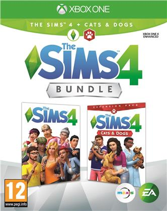 The Sims 4 - Cats & Dogs Bundle