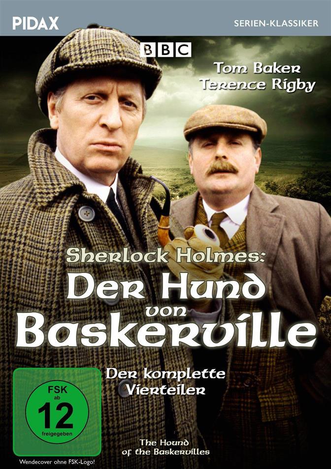 Sherlock Holmes - Der Hund von Baskerville (1982) (Pidax Serien-Klassiker, BBC)