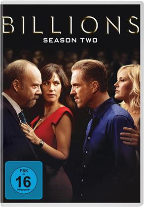Billions - Staffel 2 (4 DVDs)