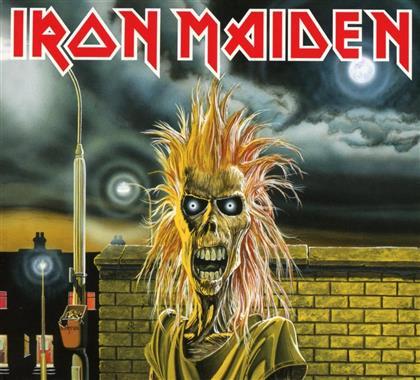 Iron Maiden - --- (2018 Remastered)
