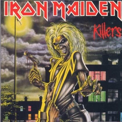 Iron Maiden - Killers (2018 Remastered)