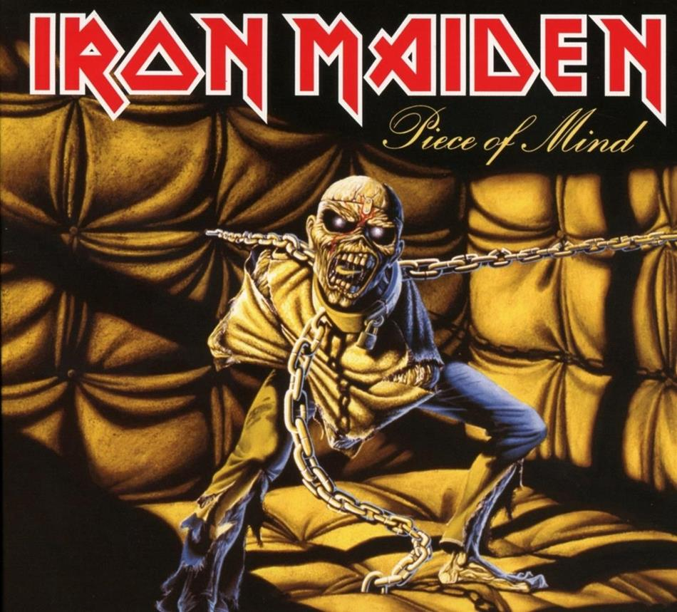 Iron Maiden - Piece Of Mind (2018 Remastered)