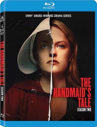 The Handmaid's Tale - Season 2 (4 Blu-rays)