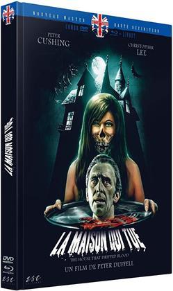 La maison qui tue (1971) (Mediabook, Blu-ray + DVD)