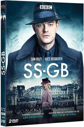 SS-GB - Mini-série (BBC, 2 DVDs)