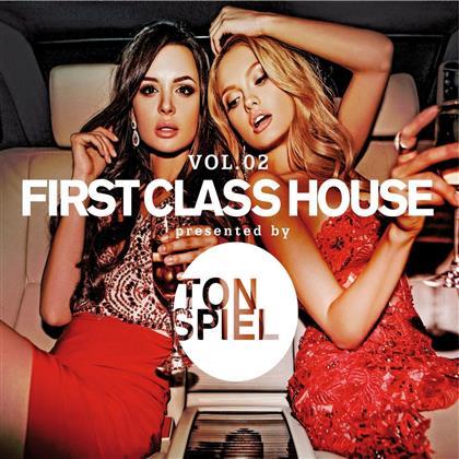 Tonspiel Presents First Class House Vol. 2 (3 CDs)