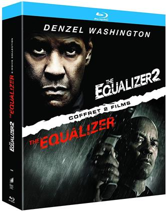 The Equalizer / The Equalizer 2 (2 Blu-ray)
