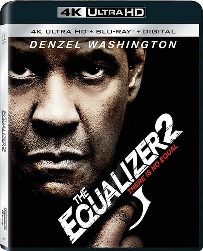 The Equalizer 2 (2018) (4K Ultra HD + Blu-ray)
