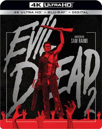 Evil Dead 2 (1987) (4K Ultra HD + Blu-ray)