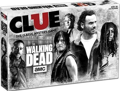 Cluedo - Walking Dead