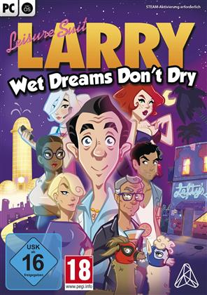 Larry - Wet Dreams Don't Dry