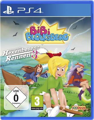 Bibi Blocksberg - Hexenbesen-Rennen 3