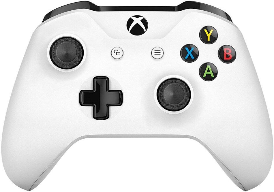 Microsoft Xbox One Crete Controller White