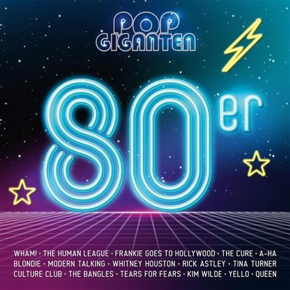 Pop Giganten: 80Er (2 CDs)