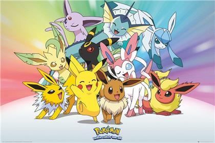 Pokémon: Eevee - Poster