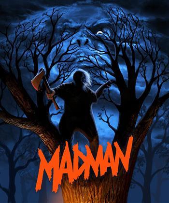 Madman (1981) (Cover A, Original Artwork Edition, Limited Edition, Blu-ray + DVD)