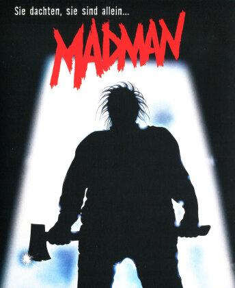Madman (1981) (Cover B, Original Artwork Edition, Limited Edition, Blu-ray + DVD)