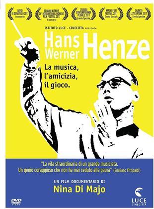 Hans Werner Henze - La musica, l'amicizia, il gioco