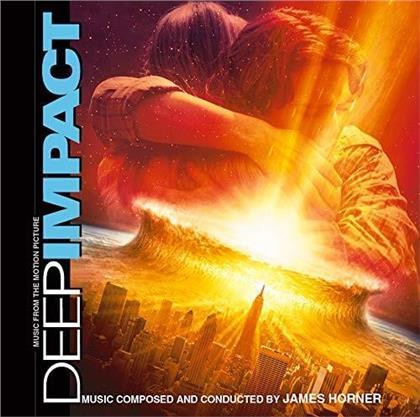 Deep Impact - Der Einschlag - OST (2018 Reissue, Japan Edition, Edizione Limitata)