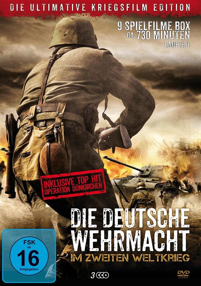 Die ultimative Kriegsfilm-Edition (3 DVDs)