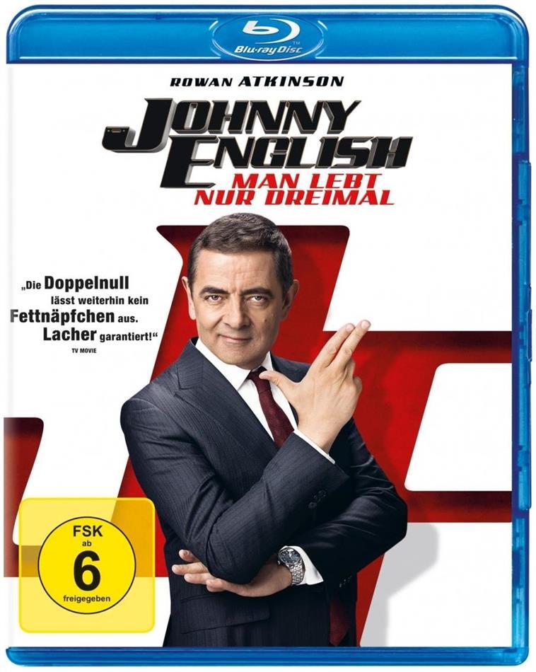 Johnny English 3 - Man lebt nur dreimal (2018)