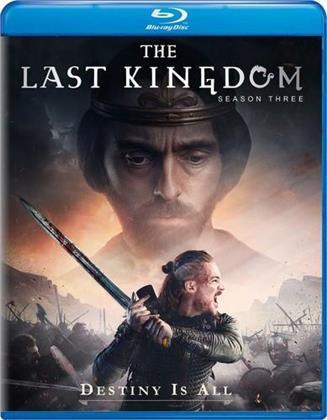 The Last Kingdom - Season 3 (4 Blu-rays)
