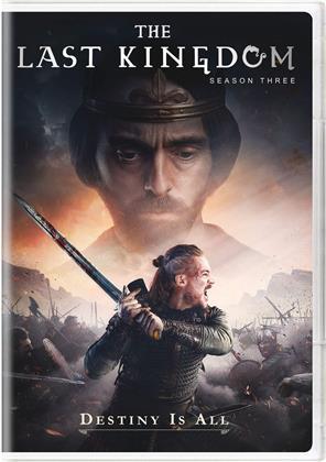The Last Kingdom - Season 3 (4 DVDs)