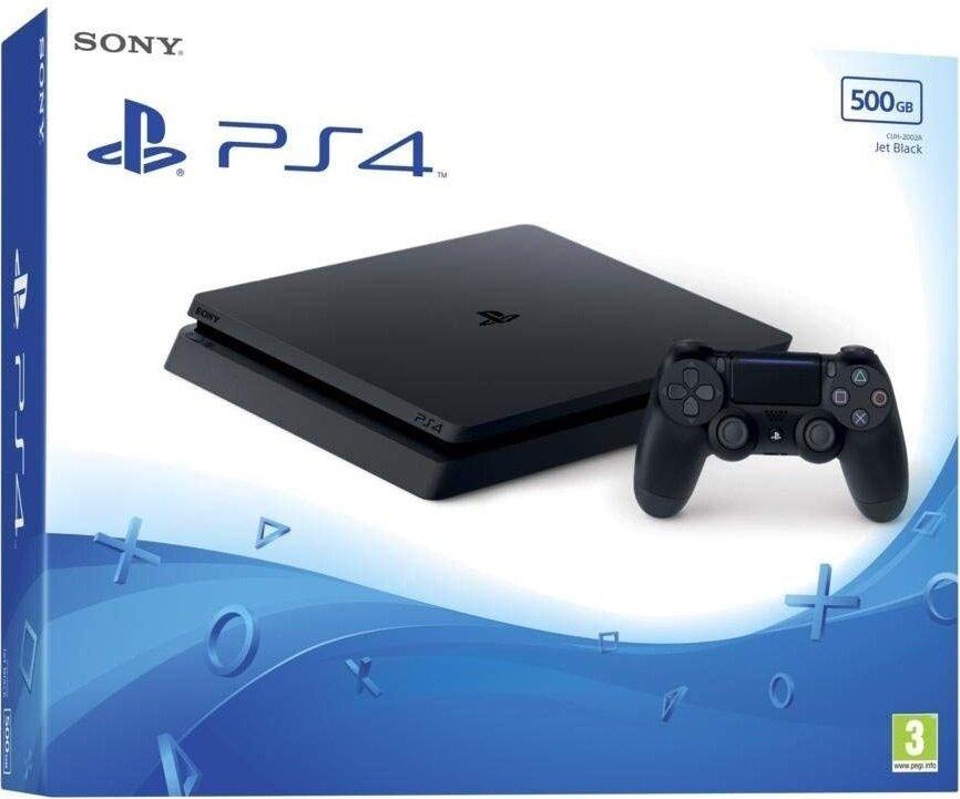 Sony Playstation 4 500GB SLIM black (CUH-2116A E-Chassis)
