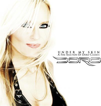 Doro - Under My Skin - A Fine Selection Of Doro Classics (2018 Reissue, 2 CDs)