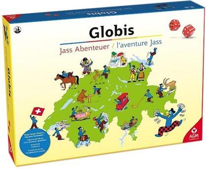 Globis Jass Abenteuer / l'aventure Jass