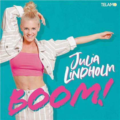 Julia Lindholm - Boom!